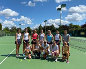 National Premier Sutton Ladies Tennis