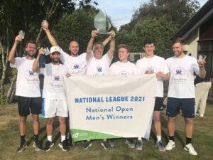 STSC Mens National Champions 2